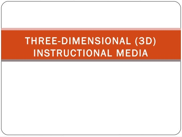 uses of instructional media