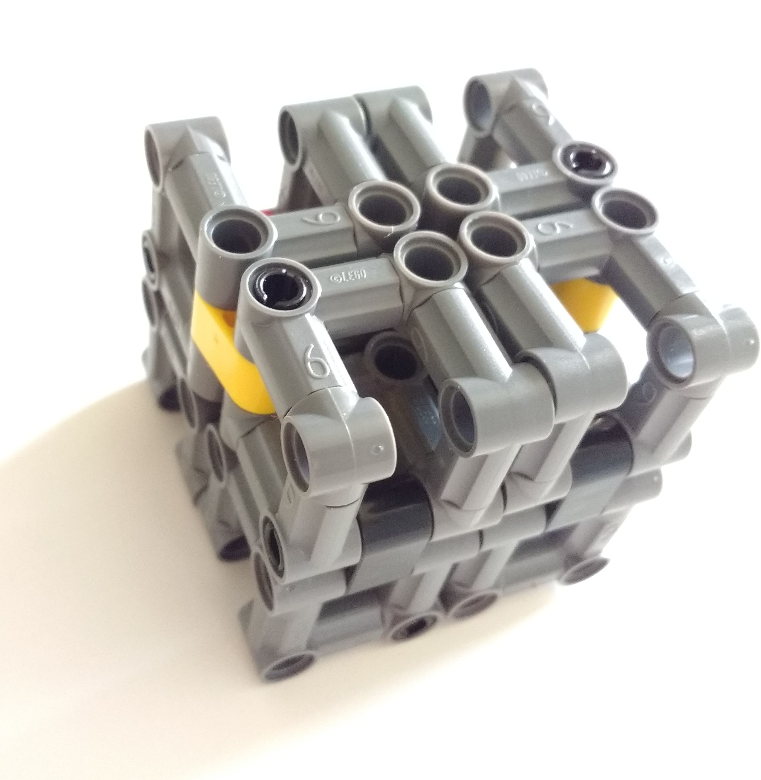 lego folding cube instructions