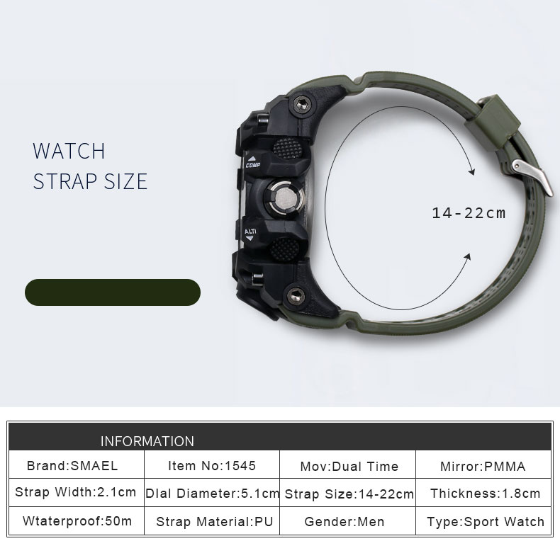 smael electronic 1545 instruction