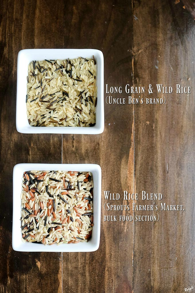 bulk barn wild rice cooking instructions