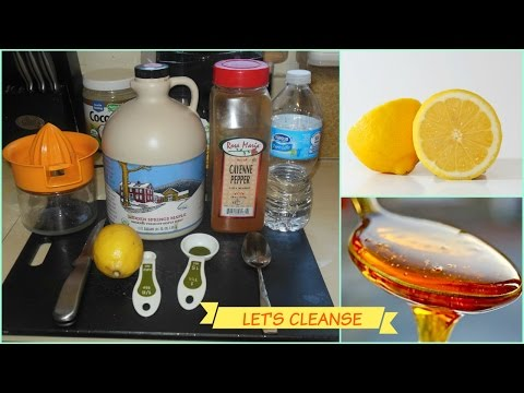 be clear detox instructions