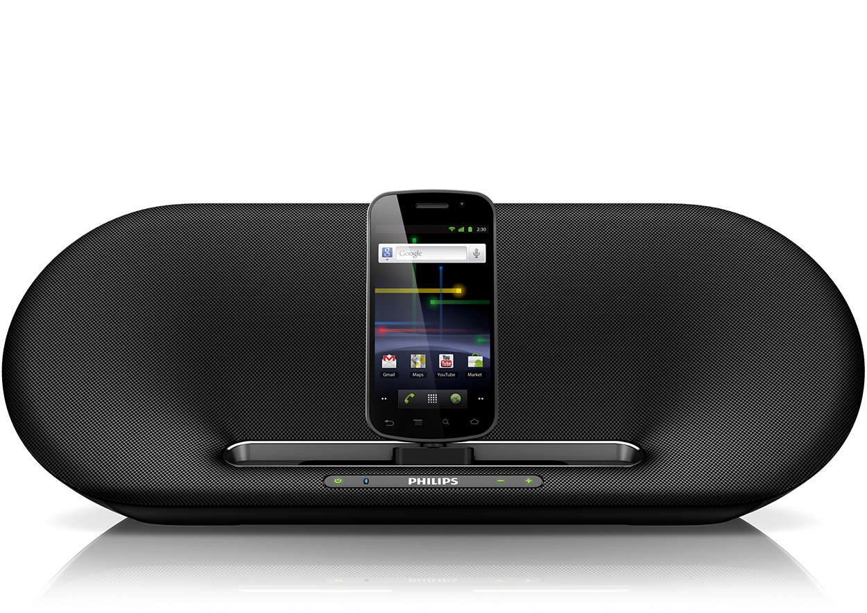 philips ipod docking station instructions