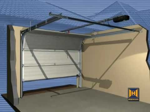 garex garage door installation instructions
