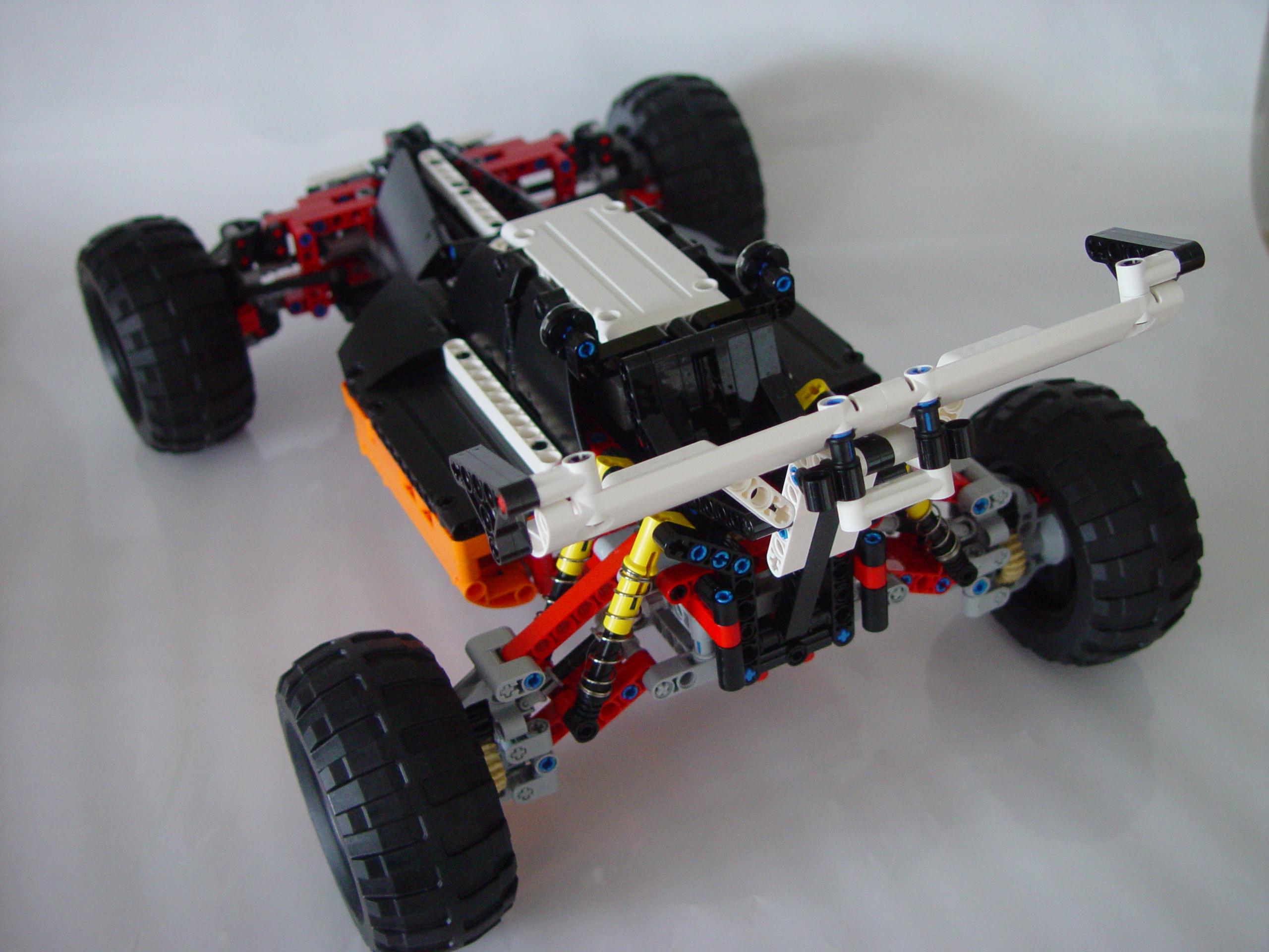 lego 9398 alternative models instructions