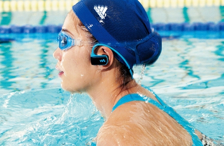 sony underwater headphones instructions