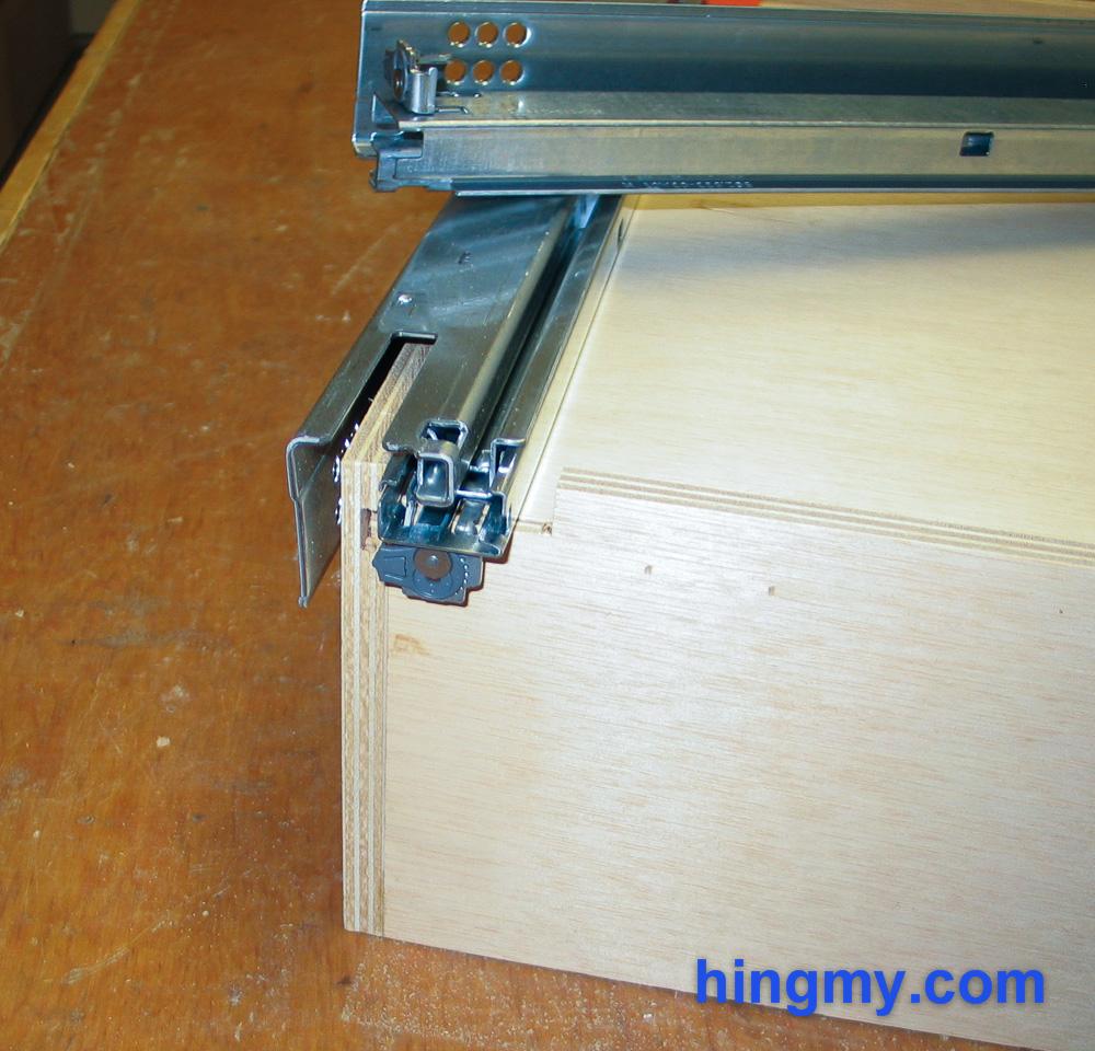 drawer front adjuster instructions