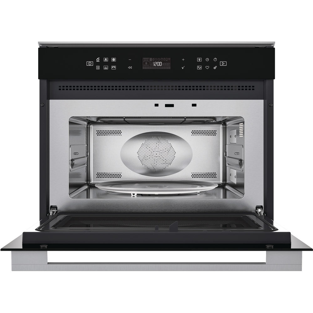 whirlpool built in microwave instructions
