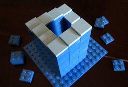 lego optical illusions instructions