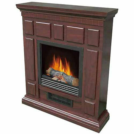 decor flame heater instructions