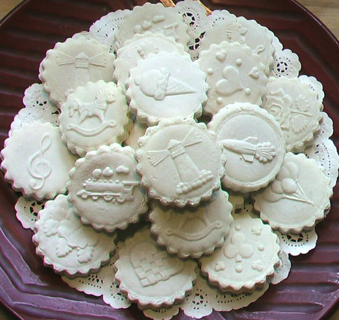 terracotta cookies baking instructions