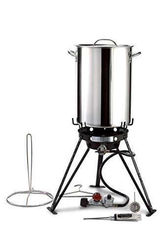 backyard pro turkey fryer assembly instructions