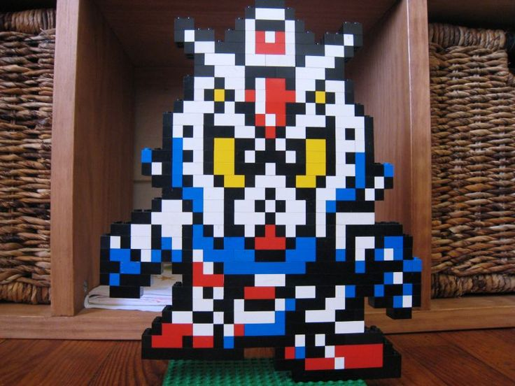 lego sd gundam instructions