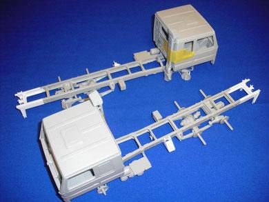 italeri scania r730 8x4 heavy haulage tractor instruction
