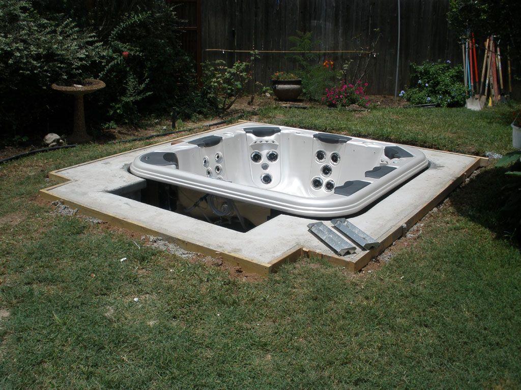 hot tub fresh fill instructions
