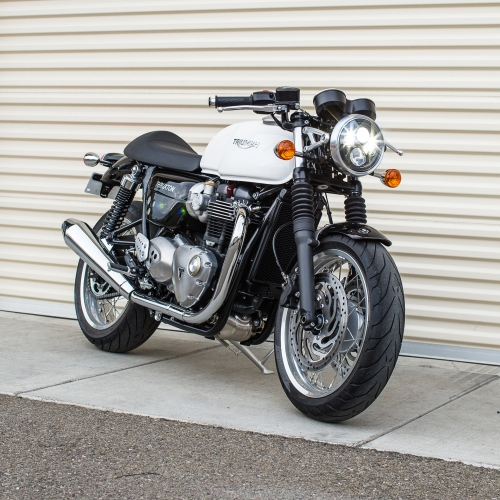 triumph motorcycle accessories installation instructions