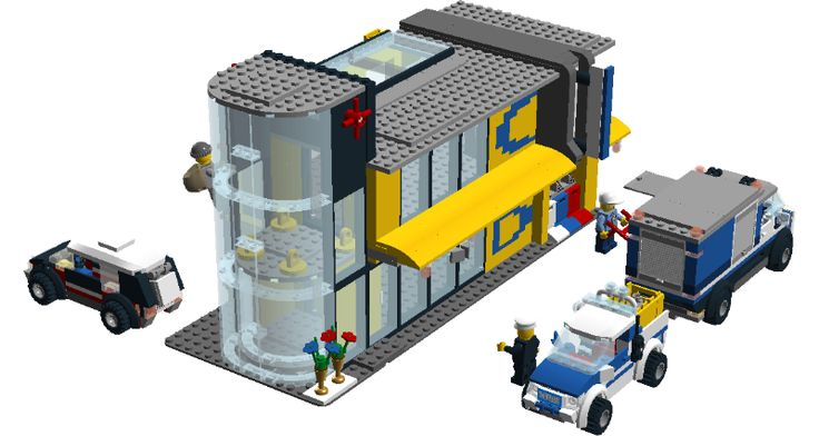lego 3661 building instructions