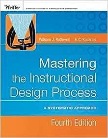 mastering the instructional design process epub