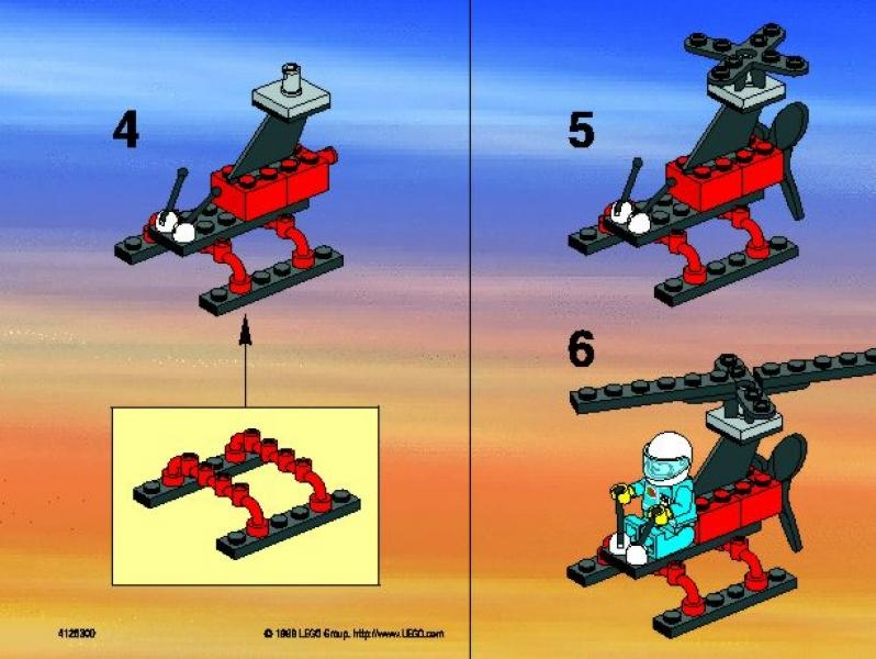 4617-1 instructions lego