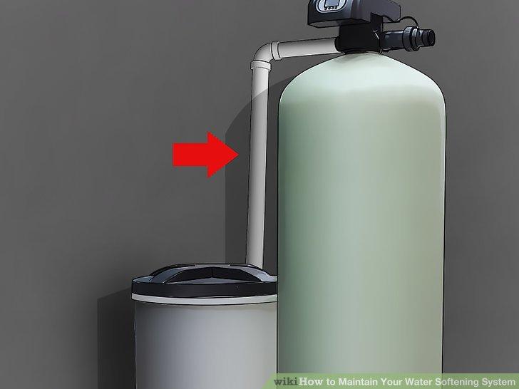operating instruction for water softener ecs-20