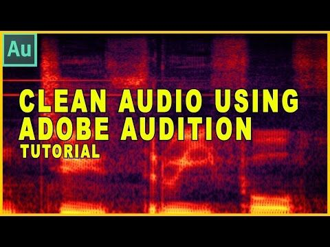 adobe audition instructional video