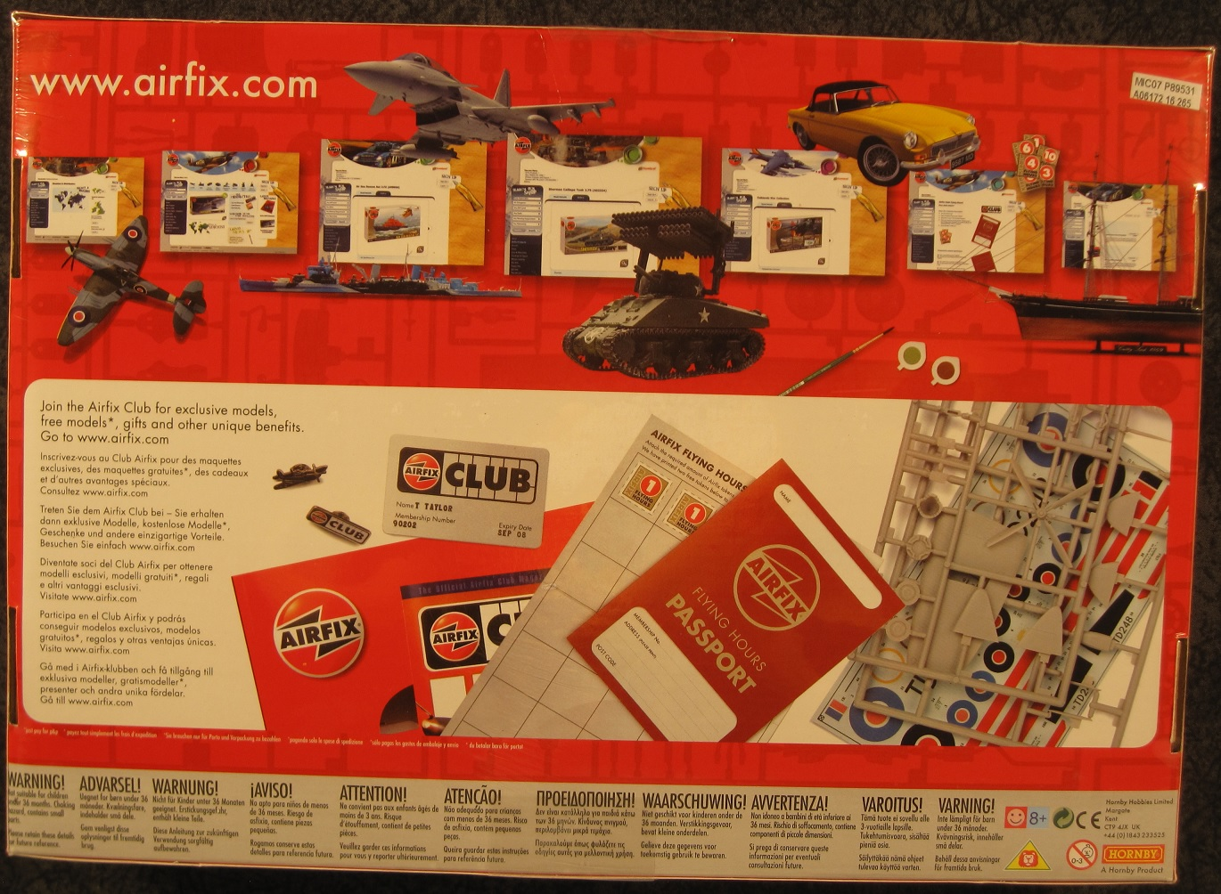 airfix saturn 1b instructions