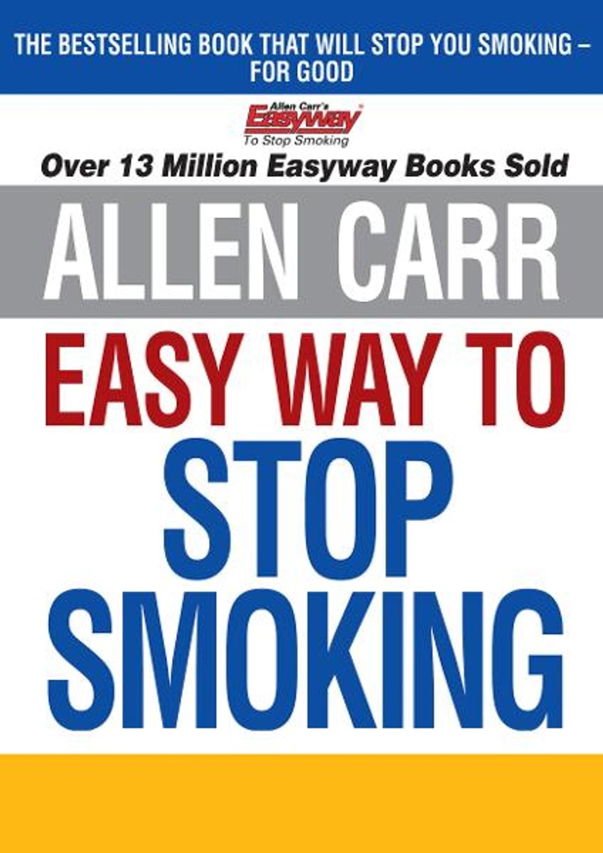 allen carr easyway instructions
