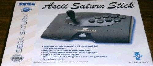 asci saturn stick instruction manual