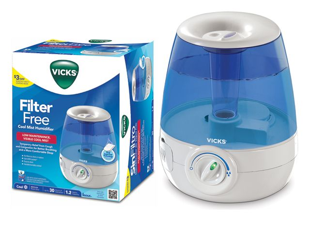 vicks baby vaporizer instructions