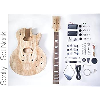 saga guitar kit lc-10 instructions