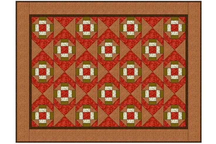beginner quilt pattern and instruction