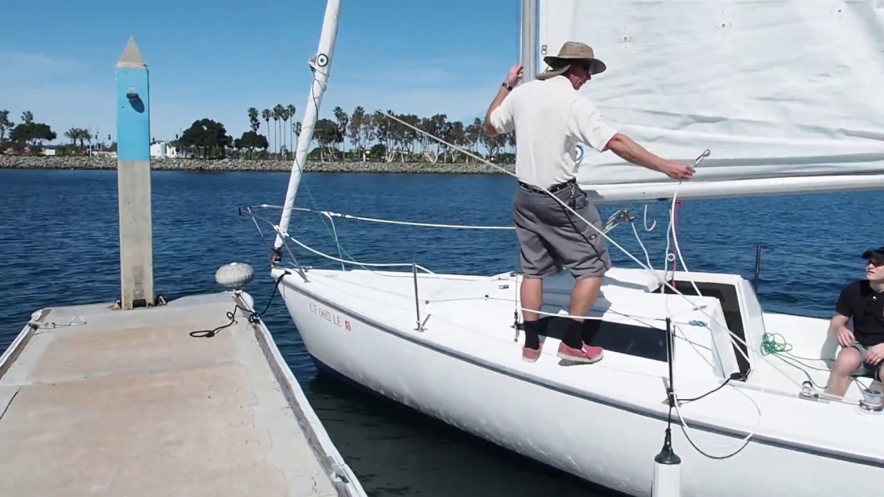 sailing instruction videos youtube