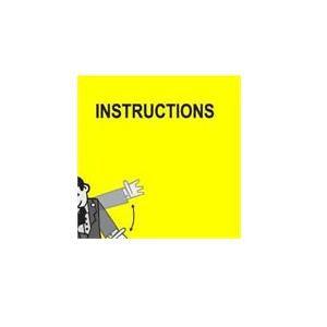 classic gumball machine instructions