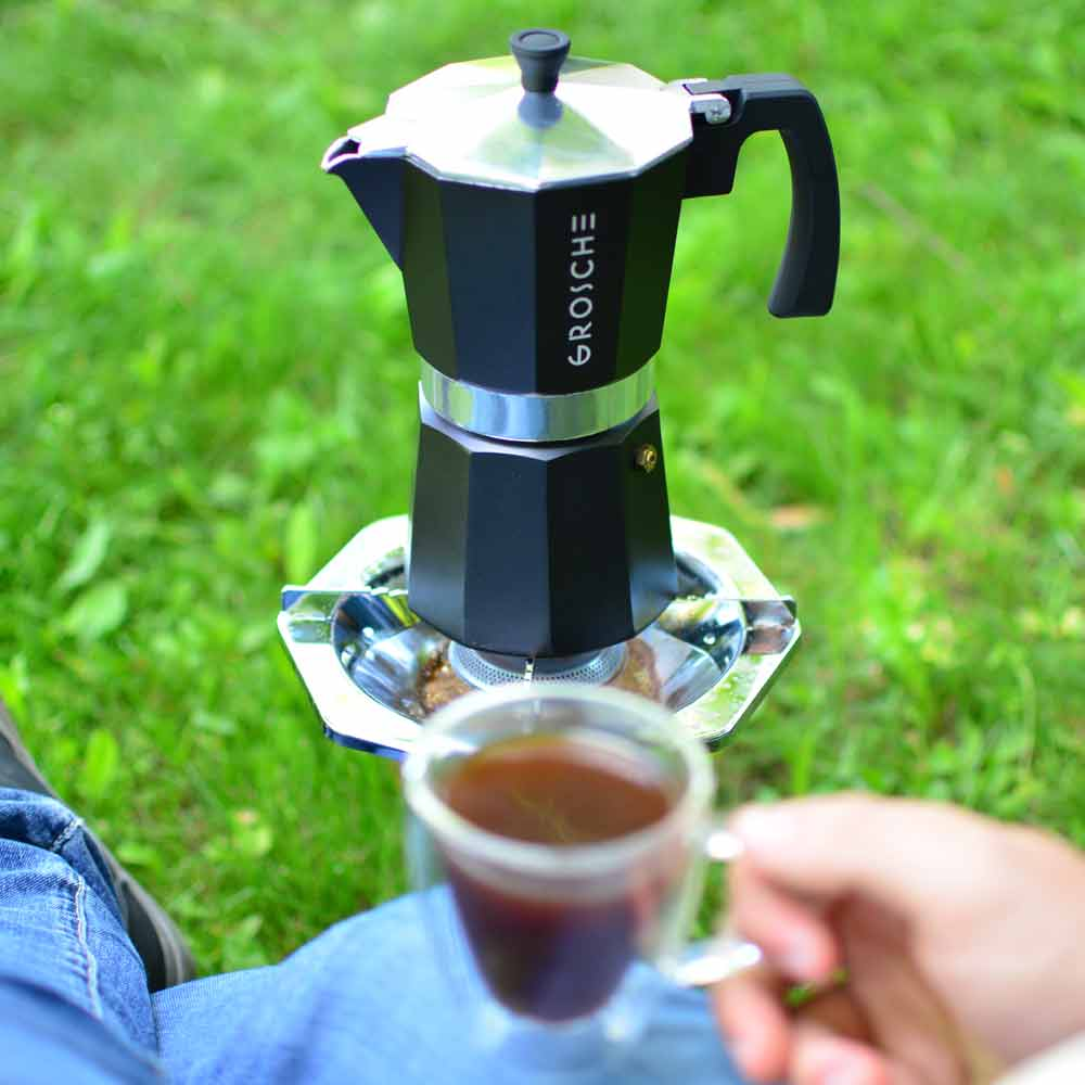 camping coffee maker instructions
