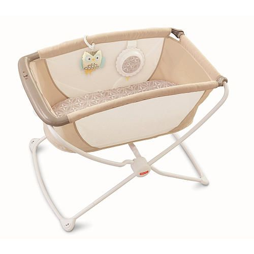 fisher price rock n play bassinet instructions
