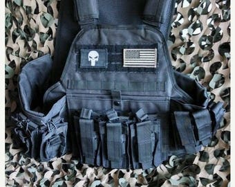 condor plate carrier instructions