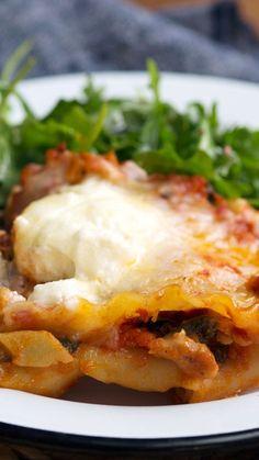 costco lasagna platter instructions