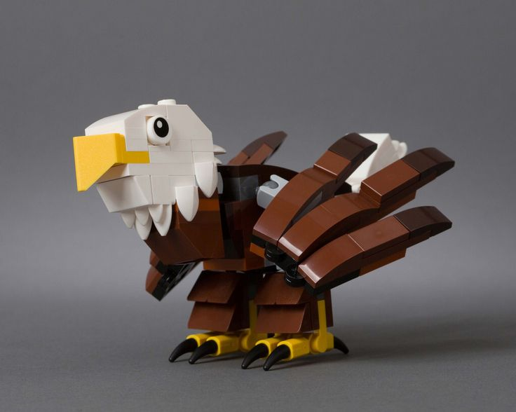 easy lego bird instructions