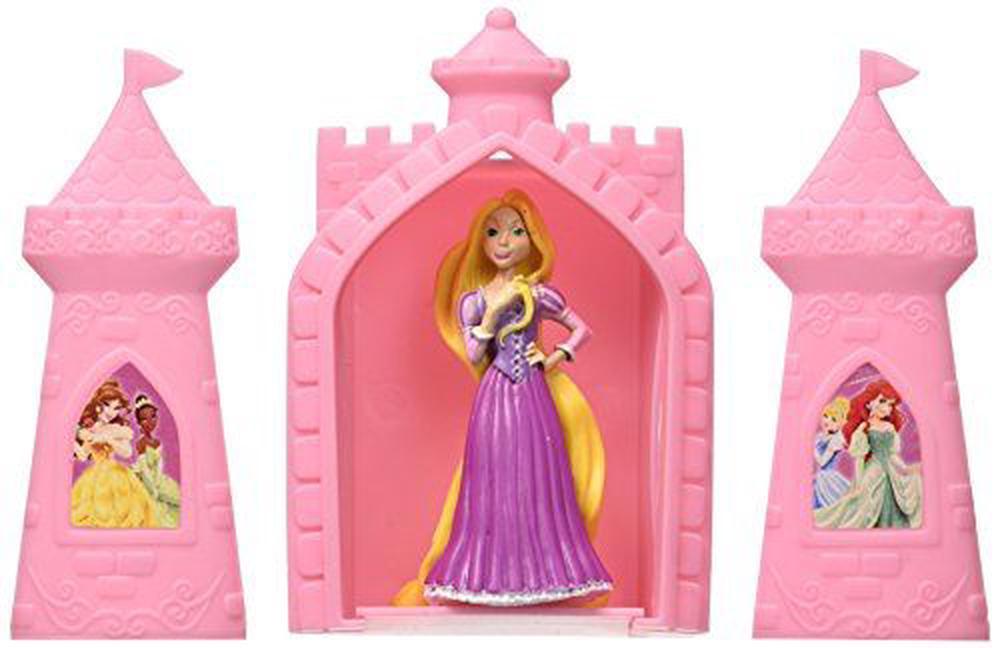 decopac princess castle cake instructions