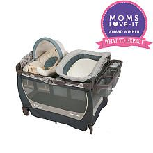 pack and play with bassinet instructions