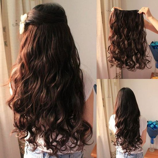 elegant effects hair straightening instruction