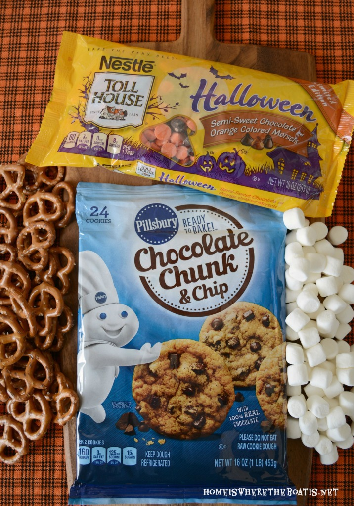 nestle toll house ready to bake cookies instructions