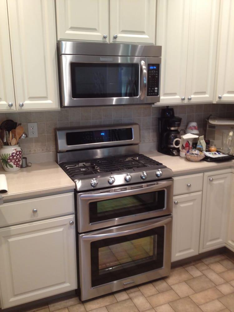 kitchen aid instructions range