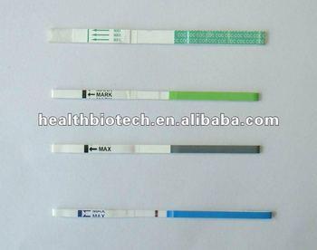 fsh hormone test instructions