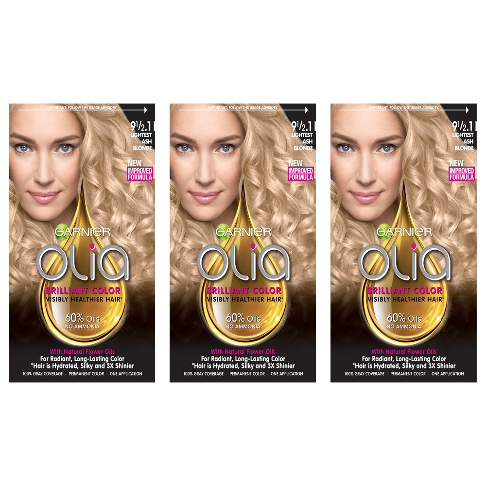 garnier olia oil powered permanent color instructions