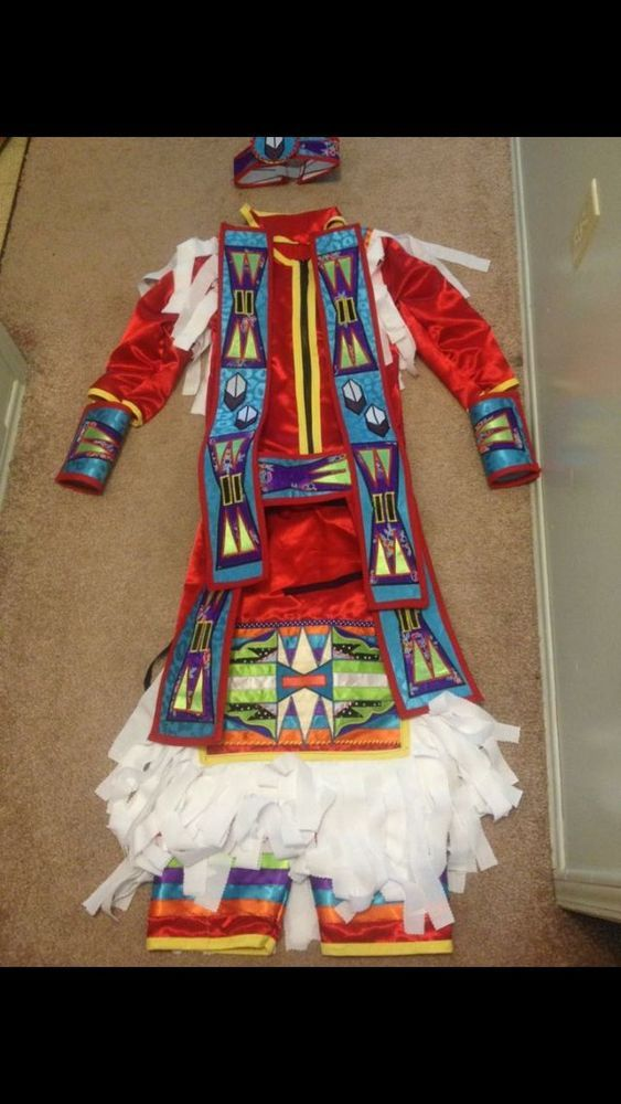grass dance outfit instructions
