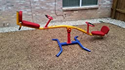 gym dandy teeter totter instructions