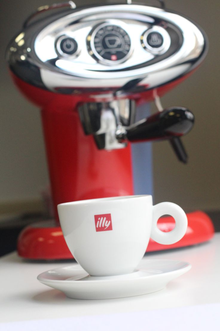 illy espresso maker instructions