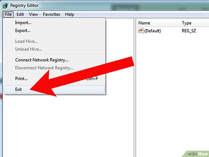 instructions for auslogics registry cleaner for windows 7
