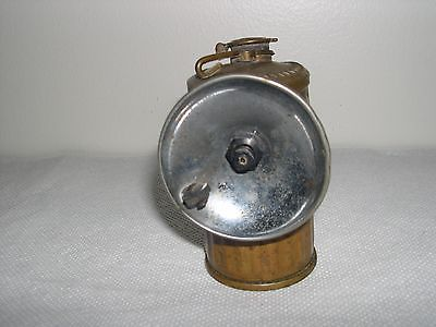 justrite carbide lamp instructions