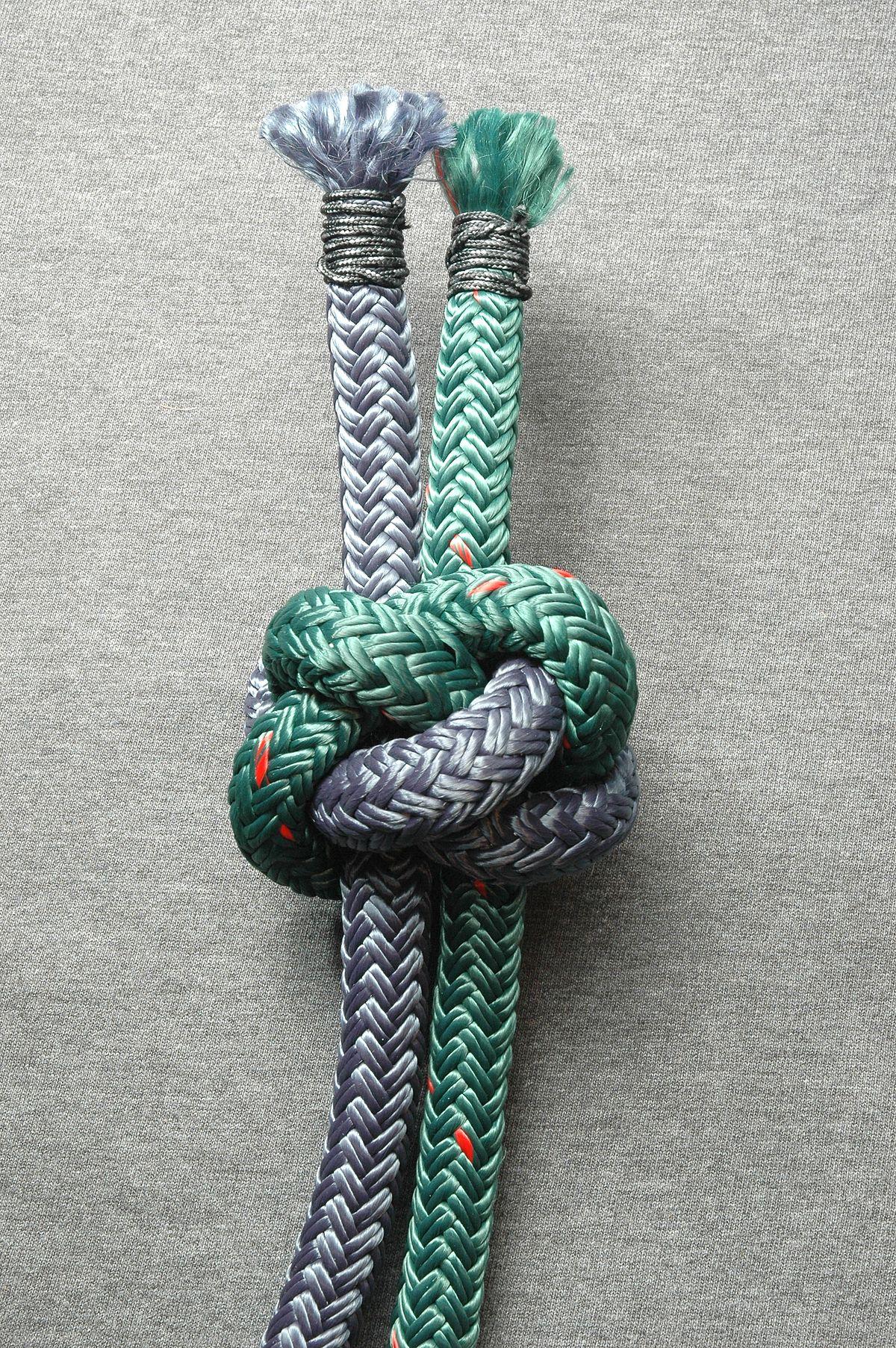 knife lanyard knot instructions